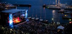 The Lowdown Hudson Music Fest returned to the Brookfield Place Waterfront Plaza on the Hudson River this Summer headlined by the legendary hip-hop band The Roots and Southern rockers Drive-By Truckers. This free event lit up the night with summer music and good vibes.