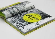 Flatmate's Handbook // book design