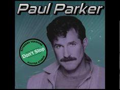 PAUL PARKER-DON'T STOP