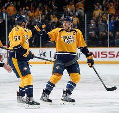 Shea and Roman! NHL.com - Photos
