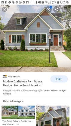 Cape Cod Exterior, Cabin, House Styles, Home Decor, Decoration Home, Room Decor, Cabins, Cottage, Home Interior Design