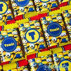 #Titas #personalizadas #souvenir #candybar Wafer Paper, Goodies, Souvenir, Party