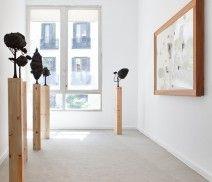 Espacio de la Galería Nieves Fernández en Casa Decor Madrid 2013