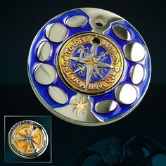 Pathtag Emissary - Aristocrat - $0.00 : The Geocoin Store, World's Largest Online Retailer of Geocoins and Accessories