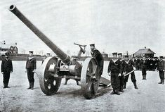 Royal Navy inch gun in South Africa: Battle of Spion Kop on January 1900 in the Boer War British Soldier, Royal Navy, Cannon, Military Vehicles, South Africa, Battle, Guns, War, January