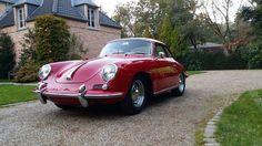 Catawiki Online-Auktionshaus: Porsche 356 BT6 Hardtop Coupé - 1961