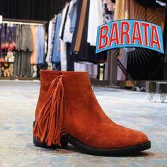 #SARKANY Booties - ÚLTIMOS 2 DÍAS! Las esperamos en Distrito Arcos Premium Outlet BARATACon precios desde $300 a $2.490 - Encontrá zapatos sandalias botas carteras indumentaria y diseños exclusivos  Paraguay 4979 CABA.