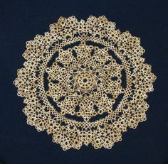 a doily... by Jan Stawasz's pattern