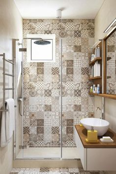 Inspiring Patchwork tiles and earth's sounds for best decor | Home Decor