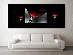 In Vino Veritas. Black Framed Triptych Acrylic Print by Jenny Rainbow Triptych Art, Thing 1, Wall Anchors, Acrylic Sheets, In Vino Veritas, Wood Canvas, Wall Signs, Fine Art Photography, Clear Acrylic