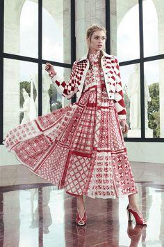 Fendi Resort 2017 Fashion Show Fashion Show Review