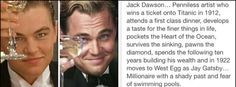 This made my LIFE. Love me some Leo. :)