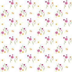 Free digital joys of spring scrapbooking paper - ausdruckbares Geschenkpapier - freebie | MeinLilaPark – DIY printables and downloads