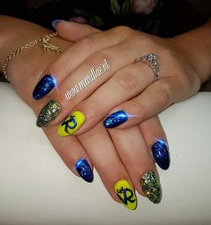 #VR46 Rossi Nails by Marilla's