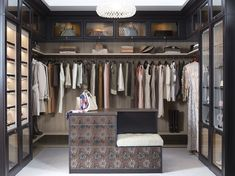 Into the Closet - 10 Tips For Getting Your Dream Closet - Lonny