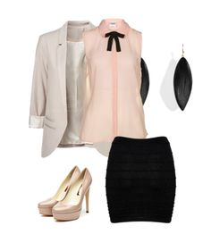Cute business outfit