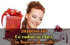 Ce cadou sa-i faci Zodiac, Horoscope