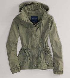 American Eagle military jacket...it's so perttty