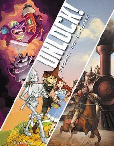 Unlcok! 3 Secret Adventures