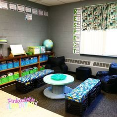 Flexible Seating Options for any classroom!