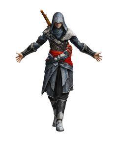 Female Assassin design. Best one I've seen :D