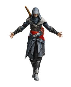 Female Assassin design. Best one I've seen :D  I want really really badly