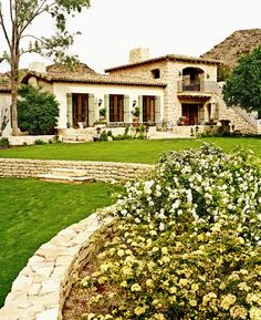 Hacienda Style Homes Design, Pictures, Remodel, Decor and Ideas - page 11