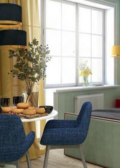 Panellakás a 3. kerületben - 50m2-es, kétszobás otthon felújítása és berendezése egyedülálló hölgy részére - Lakberendezés trendMagazin House Decorations