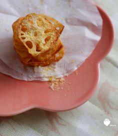 蓮藕脆片 ☞ 新鮮蓮藕 ✎ 柚子椒鹽
