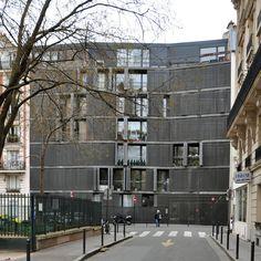 Rue des Suisses, Paris - France, Herzog & de Meuron