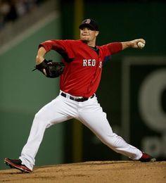 Boston Red Sox - John Lester
