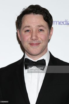 Reece Shearsmith arriving for the 2014 London Critics' Circle Awards, at the May Fair Hotel, Stratton Street, London.