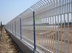 Bent Top Fence, Bent Top Fence hot sale in China Palisade Fence, Fence Gate Design, Boundary Walls, Steel Fence, Galvanized Steel, Landscape, Plaza, Fencing, Mosque