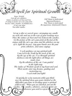 BoS2 - free Book of Shadows pages to save or print - Section Two - Pinned by The Mystic's Emporium on Etsy