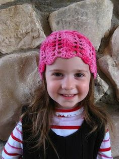 free #crochet #hat #pattern