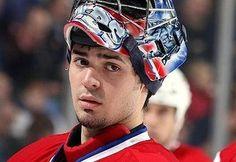 Carey Price Goalie of Montreal Canadiens Goalie Gear, Goalie Mask, Hockey Goalie, Hockey Teams, Ice Hockey, Hockey Stuff, Montreal Canadiens, Nhl, Quotes Girlfriend