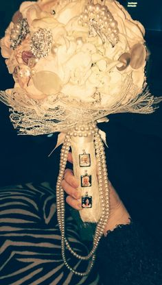 #bouquet #brooches