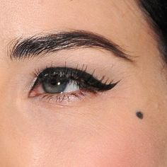 Beauty marks beauty and google on pinterest for Beauty mark tattoo