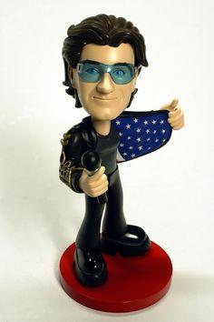 Bobblehead Bono