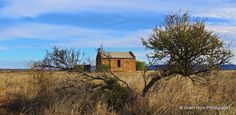 Daily Travel Shot #239 Old Arkaba church near Hawker, South Australia.