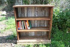 Small Under Window Bookcase