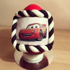 Disney cars egg!