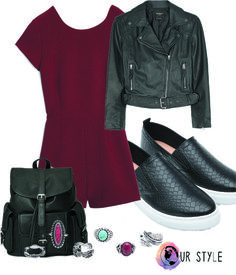 Outfits para la escuela