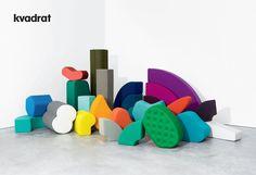 Kvadrat: textiles et technologies. | COLLECTIF TEXTILE