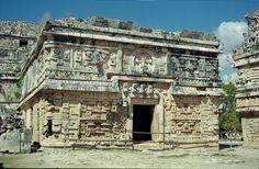 Ancient Mayan City, Chichen Itza. 600-1200 AD. Yucatan, Mexico.