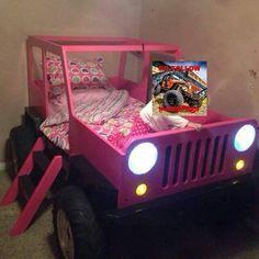 Kids room #monstertruck