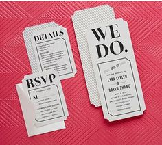 "I like ""WE DO"" and I Like HEadings"