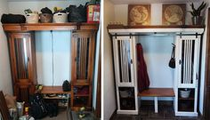 DIY #barndoor hardware project #engineeryourspace inspired