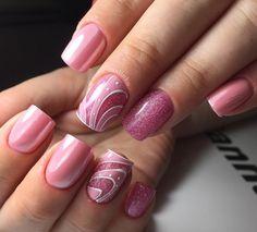 "131 Likes, 1 Comments - ANNA_MALINKO (@anna_malinko) on Instagram: ""#аннамалинко #nails #nailstagram #anna_malinko #ногтики #ногтидизайн #любимаяработа #гельлак #гель…"""
