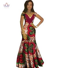 african dresses for women- Fashion Design dashiki womens bazin riche V-Neck dress plus sizes African Men Fashion, Africa Fashion, African Fashion Dresses, African Women, Womens Fashion, African Outfits, African Clothes, Fashion Outfits, Fashion Ideas